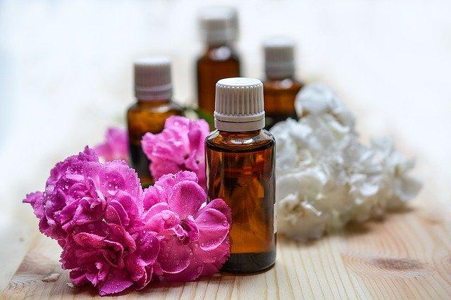 olejíčky a květiny
